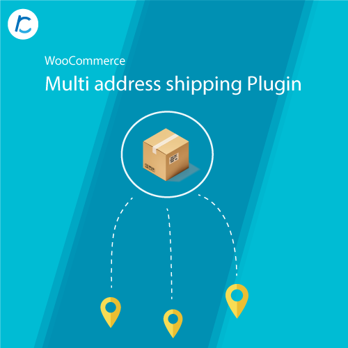 Woocommerce Multi Address Shipping