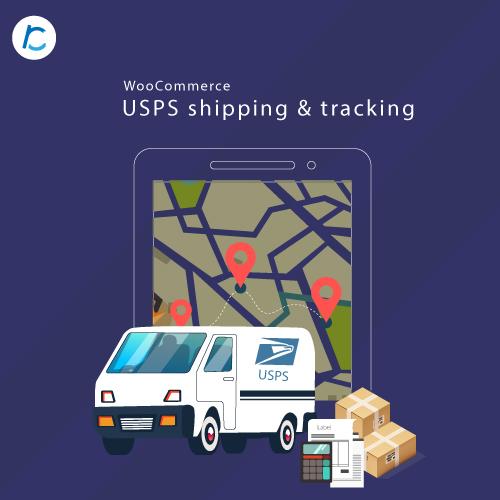 Woocommerce usps shipping print label